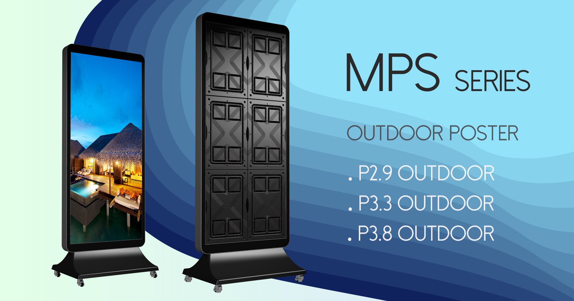 Maxtop MPs Series Poster LED Screen
