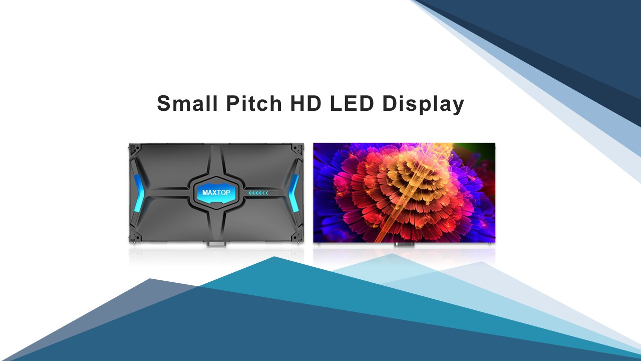 Maxtop Mont Series Small Pixel LED Screen
